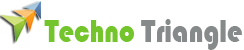 Techno Triangle Logo