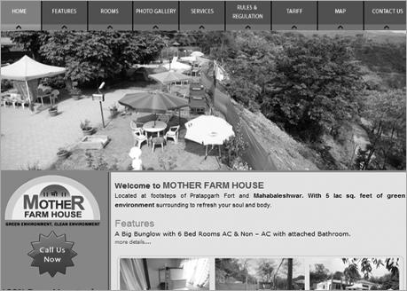MOTHER FARM HOUSE