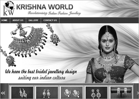 Krishna World